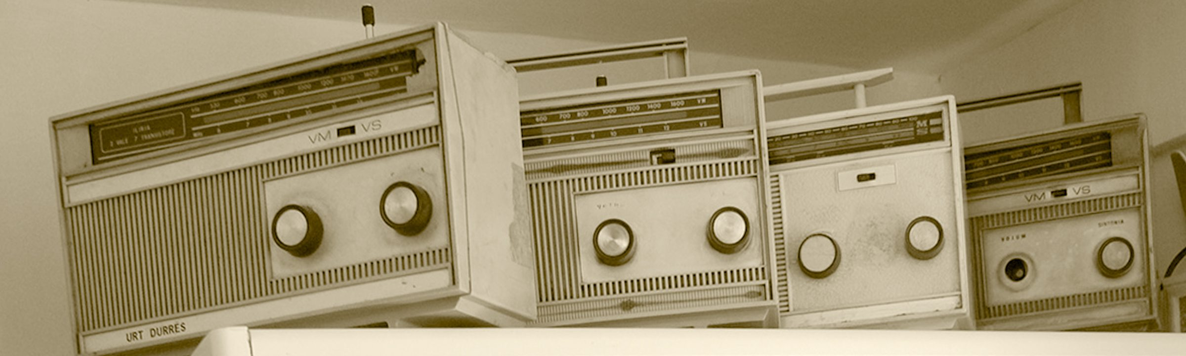 Radio Iliria - made in Durres, Albania
