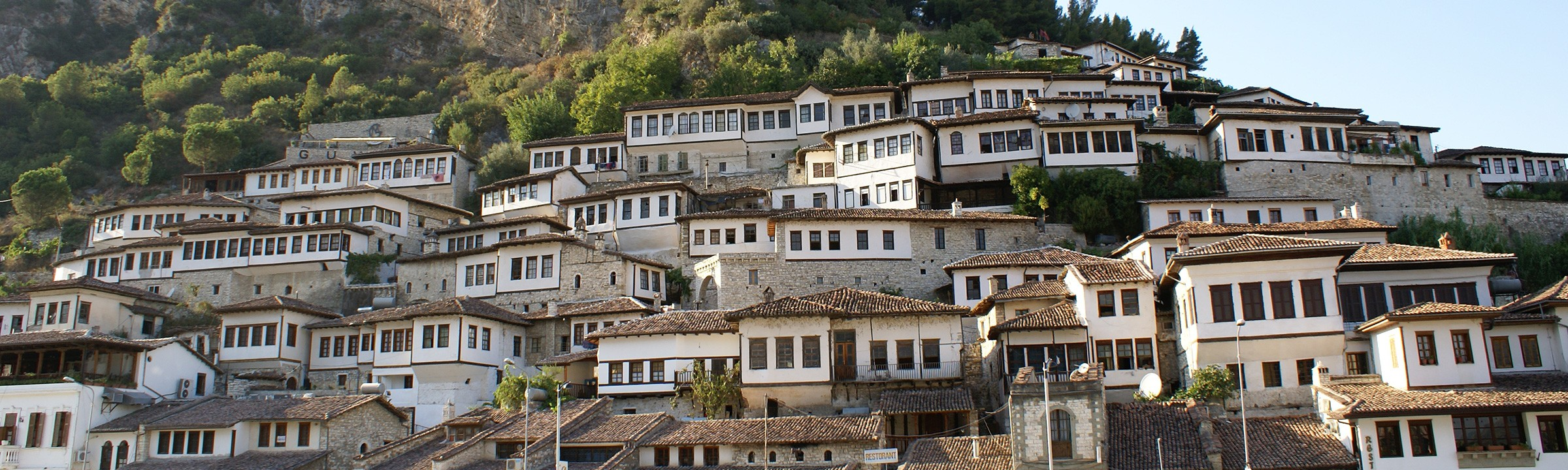 Definitely visit Berat during your trip in Albania.