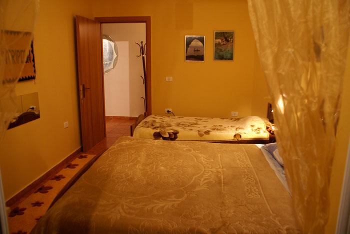 Mirror Dream Studio bedroom
